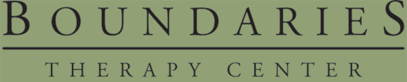 Boundaries Therapy Center