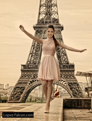 an american quinceanera in paris sweet 15 quince quinces paris europe france quinces en europa francia