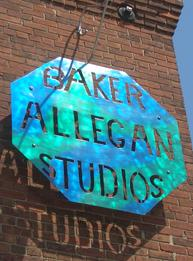 Baker Allegan Studios, Fiber Arts Studio and Gallery