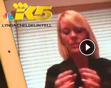 Lynda Cheldelin Fell Seattle KING5 news