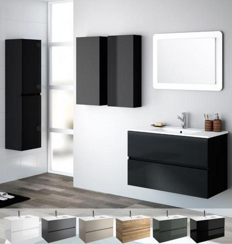 mueble fussion line: mueble de baño auto configurable mueble de ... - Struch Accesorios