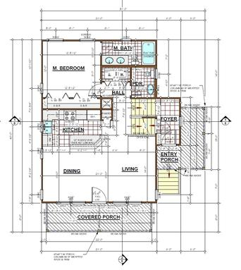 Click to enlarge - First Floor Plans