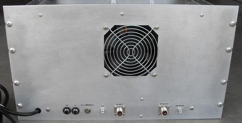 HB-600 Linear Amplifier by KG7TR