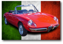 Atlanta Italian Car Day 2016