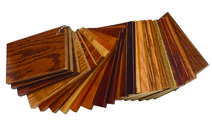 Wood and Stain Samples | Rosewood Home Decor