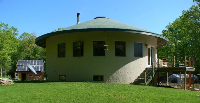 the evolution of round house design