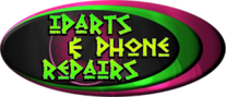 iParts & Phone Repairs Logo