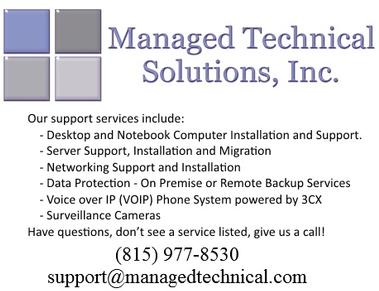 Managed Technical Solutions, Computer Solutions for Business