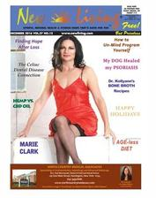 Lynda Cheldelin Fell in New Living magazine