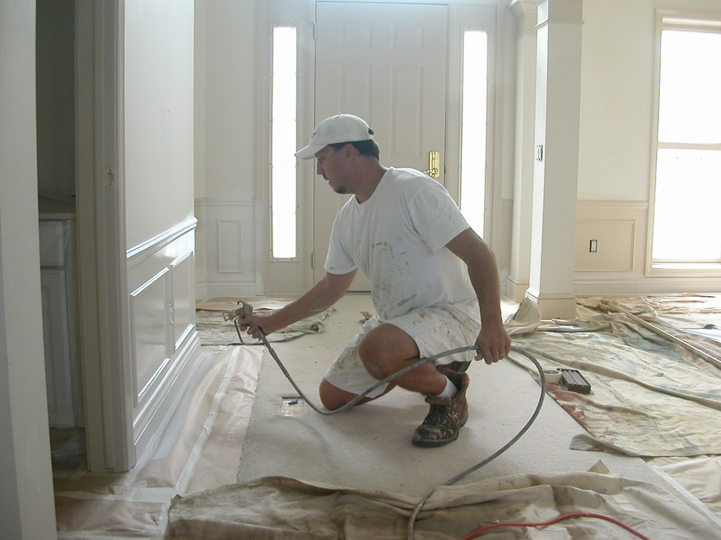 Michigan oakland county wixom - Interior House Painter Wixom Michigan Exterior Condo Painter Wixom Michigan Rotten Trim Wood Siding Replacement