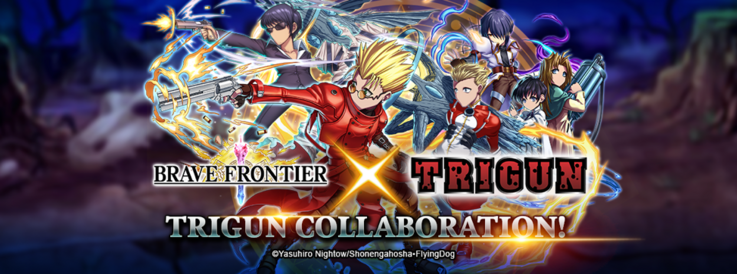 Geekpin Entertainment, Trigun, Brave Frontier, Video Games