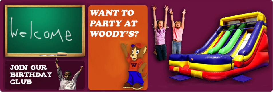 Woodys Jump n Play Welcome