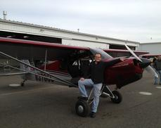 Evolution Aircraft Sales owner - Eric Standley