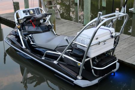 Fastest Jet Ski >> Fishing Tackle, Jet Ski Racks - Early Outdoors - Houston, Tx
