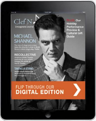 Clef Notes Journal's WInter 2018 Issue - Digital Edition
