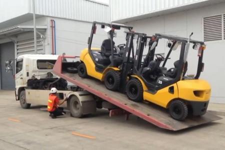 Forklift Towing Services in Edinburg McAllen TX | Towing