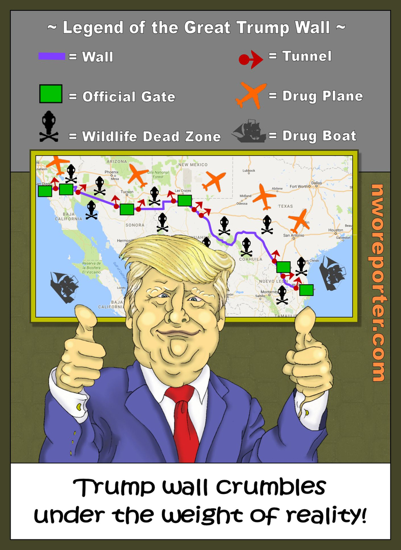 New World Order Reporter - Political Satire