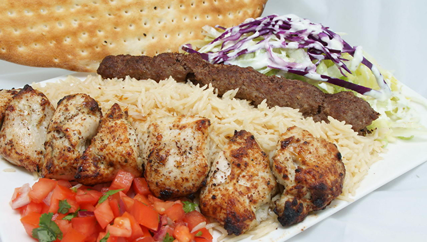 Home for Afghan kabob cuisine