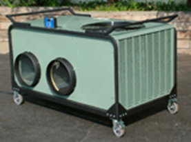 Portable Shelter Air Conditioning