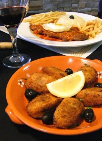 Home for Authentic portuguese cuisine