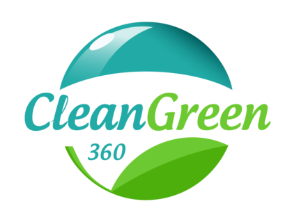 Clean Green 360 Logo