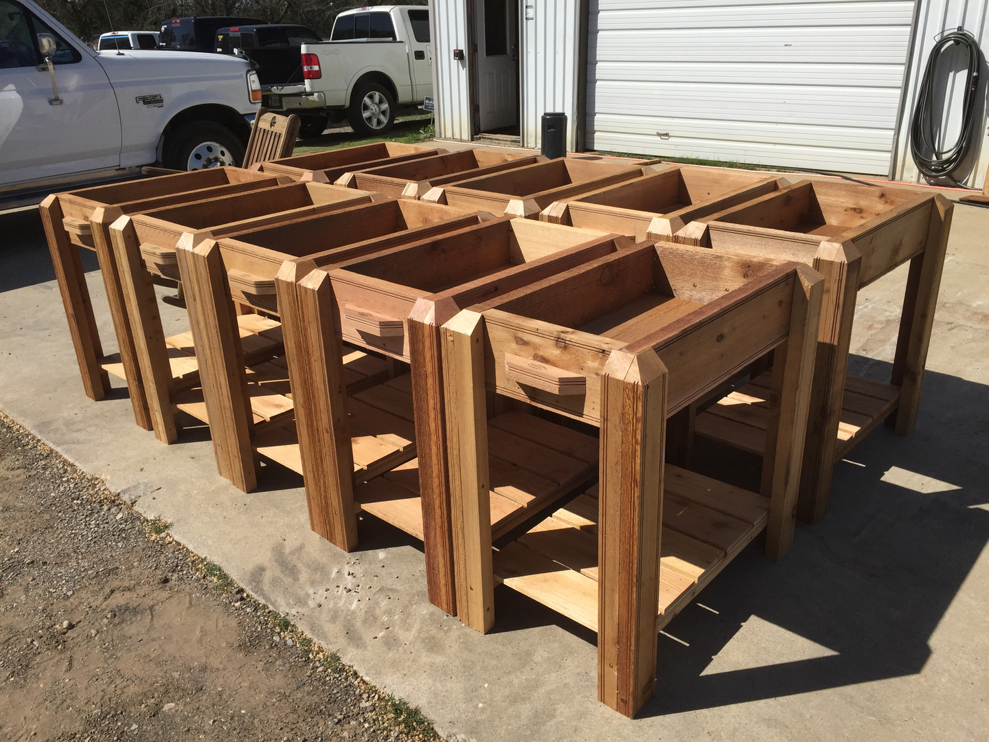 planters white planter projects cedar ana diy tall