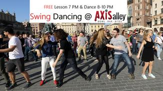 Swing Dance at Axis Alley