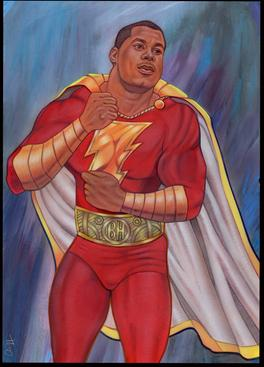 SHAZAM by Cliff Carson