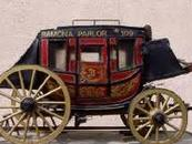 Photo of the Ramona Stagecoach links to our membership page