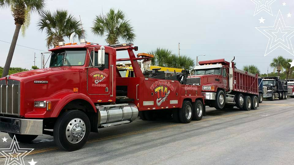Cheap Tow Truck Near Me >> 50 Tow Service Anywhere In Tampa Bay 813 345 6438 Within The 10