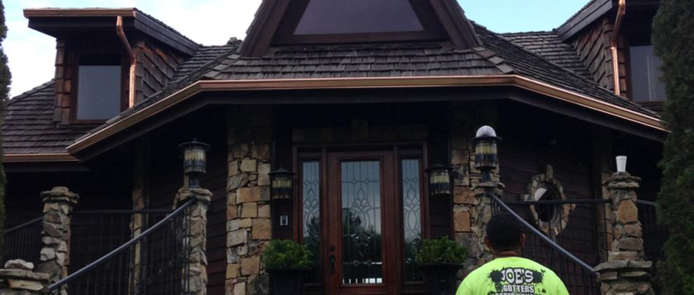 Seamless Gutters Patio Covers Roofing And Siding