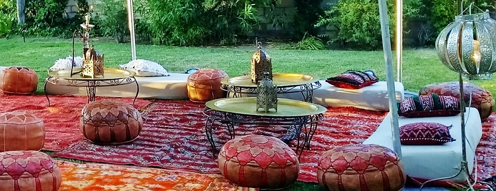 Party Planner Kasbah Party Rentals - Picnic table rentals los angeles