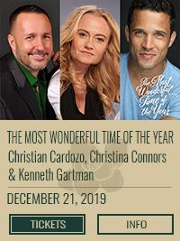 The Most Wonderful Time of the Year, Christian Cardozo, Christina Connors and Kenneth Gartman