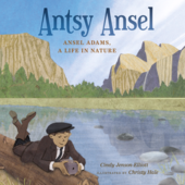 Antsy Ansel page