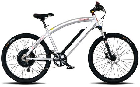 Prodecotech Phantom X Electric Bike