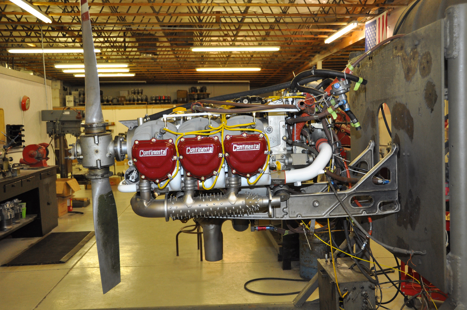 Precision Air Power - Piston Engine Overhaul And Repair Prop