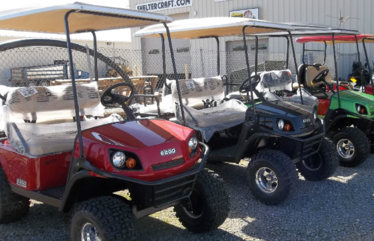 Golf Cart Dealership, Hot Rod Golf Cart