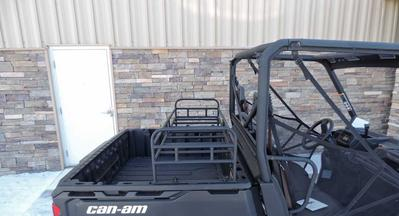 Polaris Ranger rear rack