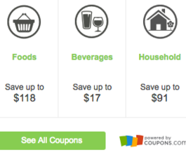 Coupons Dot Com Grocery Coupons
