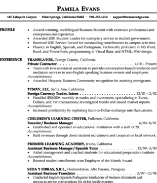 resume writing services resume insights