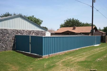 Fence Installation Lawn Irrigation Ricky Mayes Duncan Ok