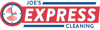 Joe's Express Cleaning logo