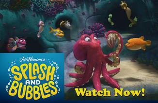 Splash and Bubble Teaser Trailer