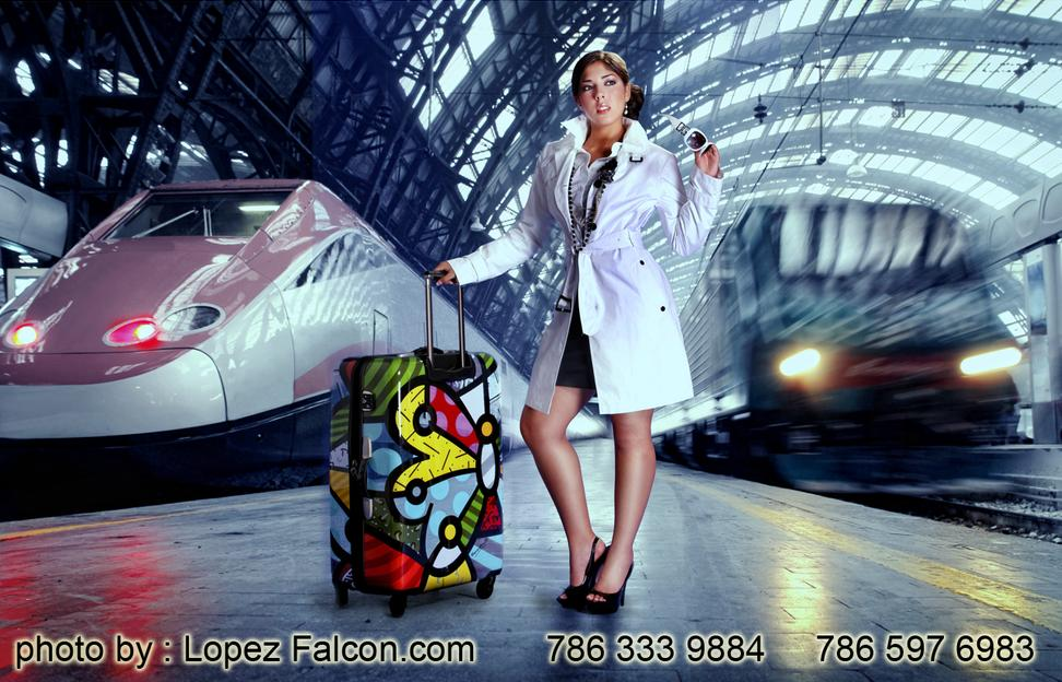 train station quinceanera miami quinces photo shoot lopez falcon