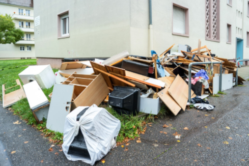Reliable Condo Junk Cleanouts Junk Removal Services in Omaha NE | Omaha Junk Disposal