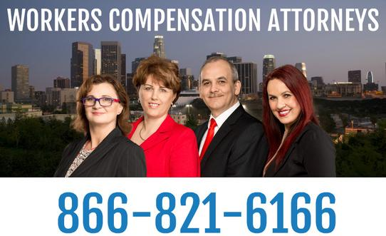 Work Injury Attorneys Los Angeles