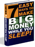 7 Easy Ways to Make Bug Money While You Sleep