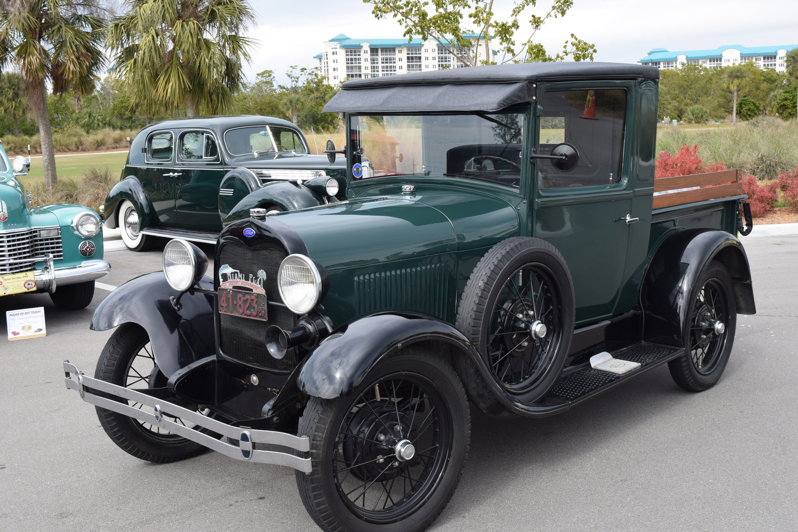 Tours Photos - Edison car show ft myers