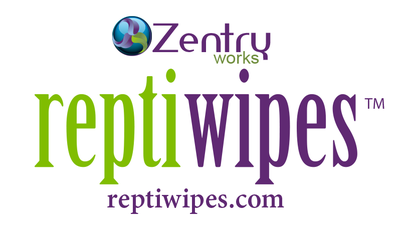 Zentry Works Reptiwipes