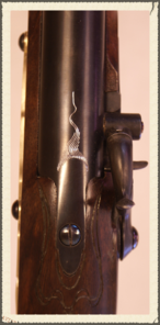 CAYWOOD GUNS ENGLISH FOWLER FLINTLOCK